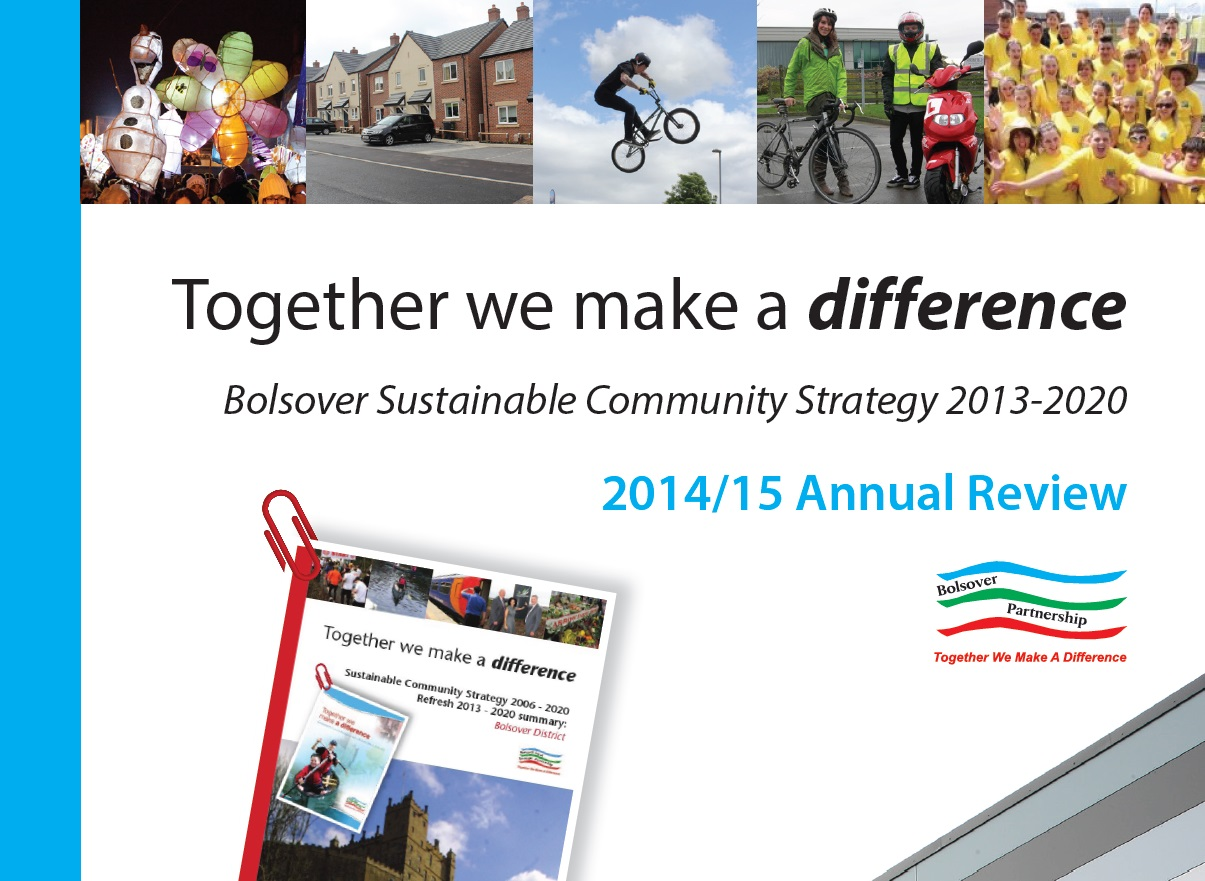 Sustainable Community Strategy Review 2016/17